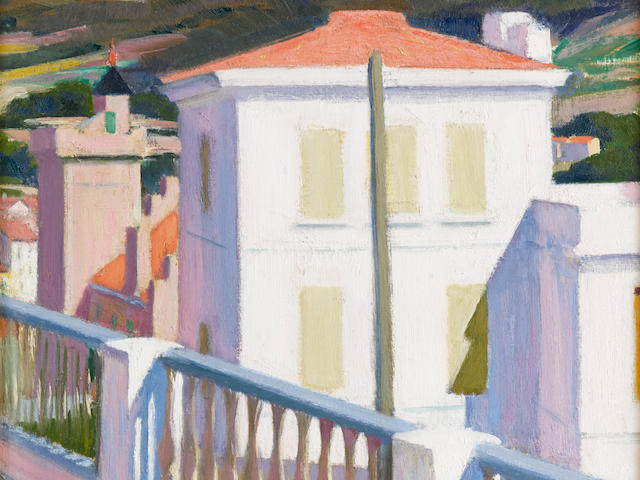 Francis Campbell Boileau Cadell, RSA RSW (British, 1883-1937) 45 x 37 cm. (17 11/16 x 14 9/16 in.)