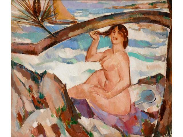 John Duncan Fergusson (British, 1874-1961)