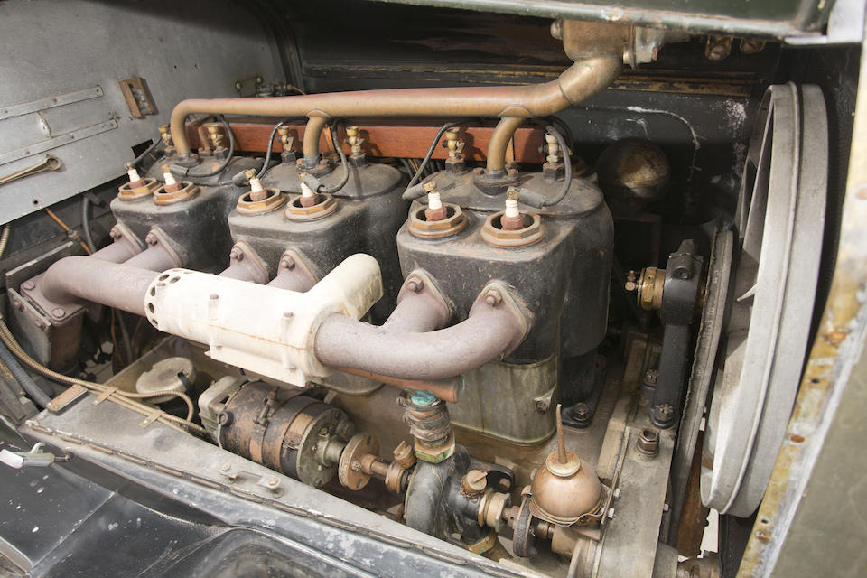 1925 Locomobile Model 48 Sportif  Chassis no. 19131 Engine no. 19139