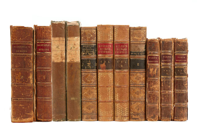 ENGLISH CIVIL WAR.  11 volumes: