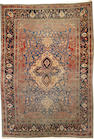 A Mohtasham Kashan carpet  Central Persia size approximately 7ft. 7in. x 10ft. 10in.