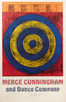 Jasper Johns (American, born 1930); Merce Cunningham and Dance Company;