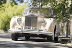 1957 Ex James Mason Rolls Royce Silver Cloud  Chassis no. LSED351