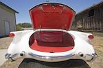 1954 Chevrolet Corvette  Chassis no. 0792086F54YG