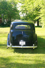 1950 Rolls Royce Silver Wraith Enclosed Drive Limousine  Chassis no. LWHD48 Engine no. W48D