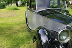 1950 Rolls-Royce Silver Wraith Enclosed Drive Limousine  Chassis no. LWHD48 Engine no. W48D