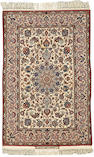 An Isphahan Syrafian rug  South Central Persia size approximately 3ft. 6in. x 5ft. 6in.