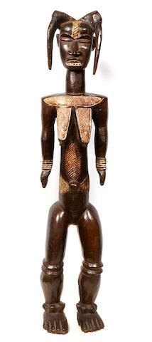 A Guro Female Figure