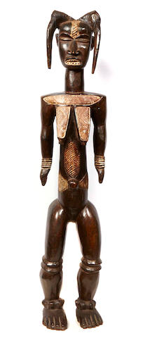 A Guro Female Figure