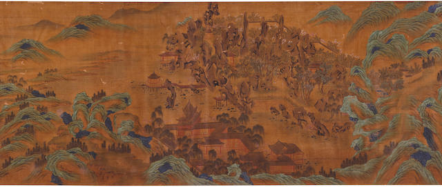After Zhao Mengfu (19th century) Landscape