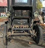 1910 Detroit Electric Model D Brougham  Chassis no. 1886