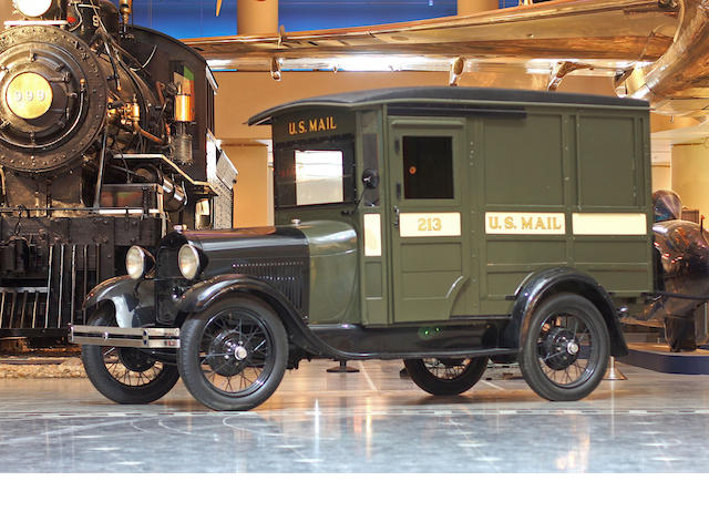 1929 Ford Model A Mailtruck  Engine no. A1852552