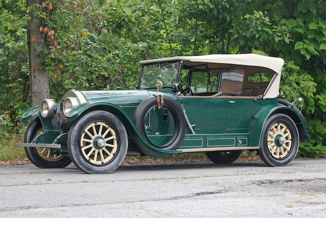 1918 Locomobile Model 48-2 Sportif Touring Car  Chassis no. 14760