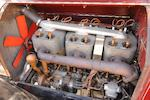 1917 Pierce-Arrow 38-C-4 7-Passenger Touring  Chassis no. 38645 Engine no. C4-4183