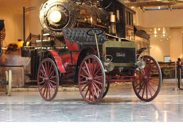 1907 Schacht Model K Runabout  Chassis no. 1647