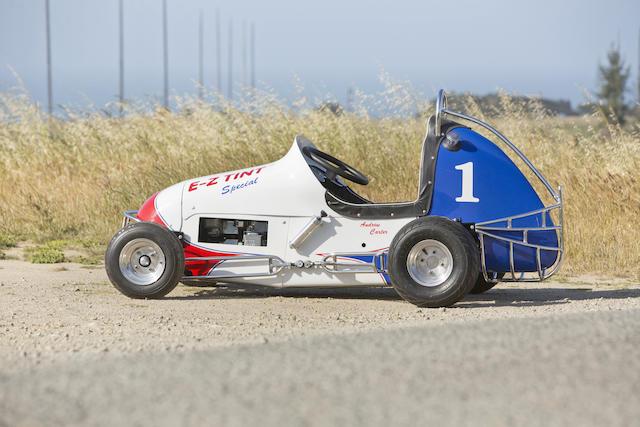1960 J.W. Payne 3/4 Midget Racer