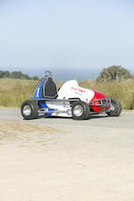 1960 J.W. Payne 3/4 Midget Racing Car  Chassis no. 142771C Engine no. 209900