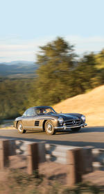 Rudi Koniczek restoration, matching numbers ,1955 Mercedes-Benz 300 SL Gullwing Coupe  Chassis no. 1980405500183 Engine no. 1989805500184