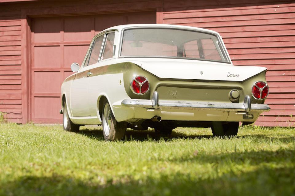 The Stan Hallinan Collection,1966 Lotus Cortina MkI  Chassis no. BA74FT59409