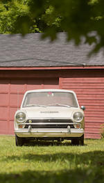 The Stan Hallinan Collection,1966 Lotus Cortina MkI  Chassis no. BA74FT59409