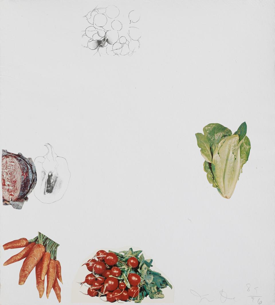 Jim Dine (born 1935); Vegetables; (8)