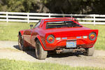Recently discovered from long term ownership ,1972 Lancia Stratos HF Stradale  Chassis no. 829AR0001941