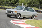 1972 BMW 2000 Tii Touring Alpha,1972 BMW 2000 Tii Touring Alpha  Chassis no. 3423293