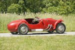 1952 Frazer Nash Le Mans Replica Mk2 2-Seat Sports Racer  Chassis no. 421/200/174 Engine no. BS1/116