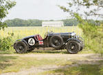 From The Collection of Charles R.J. Noble,1931 Bentley 4½ Liter Supercharged Le Mans  Chassis no. MS 3944 Engine no. MS 3941