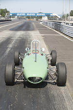 1962 Lotus 22 Formula Junior  Chassis no. 22 J 5 Engine no. 12V14