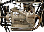 1927 BMW R42 Frame no. 13049 Engine no. 43068