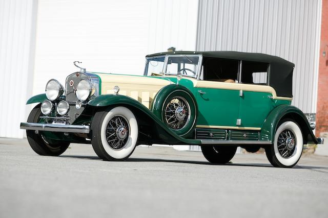 1930 Cadillac V-16 All Weather Phaeton  Engine no. 701834