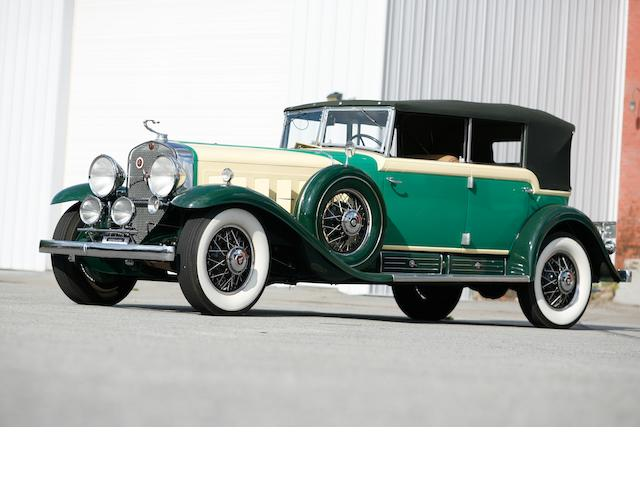 1930 Cadillac V-16 All Weather Phaeton