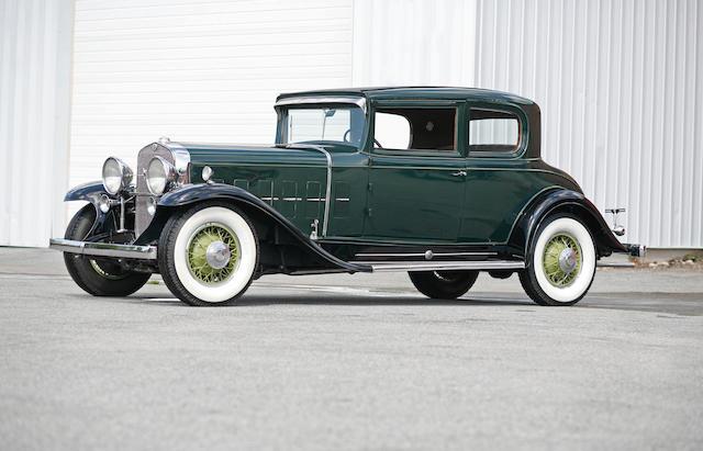 1931 Cadillac V-12 Victoria Coupe  Engine no. 1002967