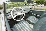 1959 Mercedes-Benz 190SL  Chassis no. 121040.9500166 Engine no. 121921.10.9500172