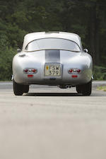 The ex-Sture Nottorp, Gunnar Elmgren,1951 Aston Martin DB2 Coupe  Chassis no. LML/50/44 Engine no. VB6B/50/1152 (Vantage unit, see text)