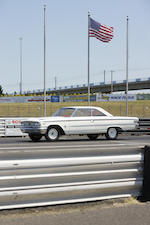 1963 1/2 Ford Galaxie 500 R-Code Factory Lightweight  Chassis no. 3N66R144637