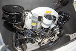 1961 Porsche 356B 1600 Super Coupe  Chassis no. 117474 Engine no. 085561