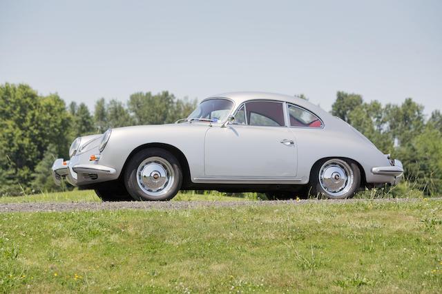 1961 Porsche 356B  Chassis no. 117474 Engine no. 085561