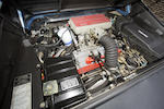 1989 Ferrari 328GTS  Chassis no. ZFFXA20AXK0081609