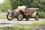 1910 Mercedes 45hp 4-Seat Tourabout  Chassis no. 7686 Engine no. 10288