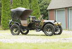 1910 Peerless Model 29 Park Phaeton/Victoria  Chassis no. 16124 Engine no. 5095