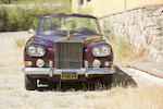 1964 Rolls Royce Silver Cloud III Drophead Coupe  Chassis no. SFU.259 Engine no. S2148