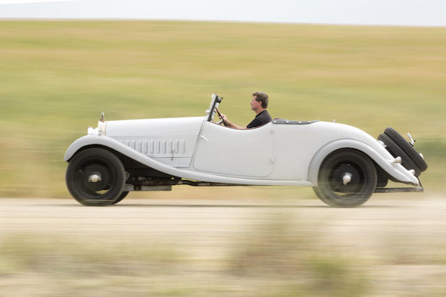 1928 Bugatti Type 44 Cabriolet,1928 Bugatti Type 44 Cabriolet  Chassis no. 44769