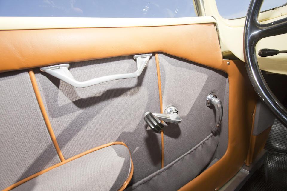1954 Fiat-Stanguellini Berlinetta  Chassis no. 103TV*071366* Engine no. 103.000*073540*