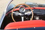1955 Lancia Aurelia B24S Spider America  Chassis no. B24S 1144 Engine no. B24 1213