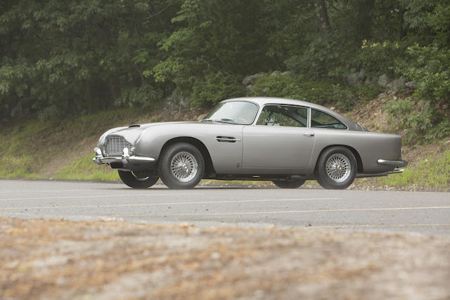 1965 Aston Martin DB5 Sports Saloon  Chassis no. DB5/1941/R Engine no. 400/1896