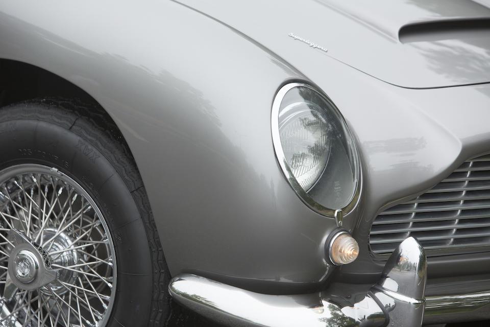 1965 Aston Martin DB5 Sports Saloon  Chassis no. DB5/1941/R Engine no. 400/1896