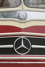 1961 Mercedes-Benz Type O321H Bus  Chassis no. 32100011163