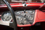 1959 Triumph TR3A  Chassis no. TS50416L0 Engine no. S50508E